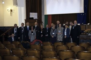 Speakers at the International Conference